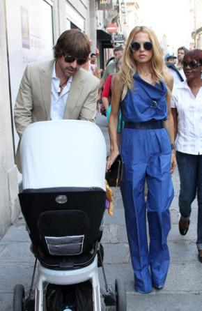 GET THE LOOK: RACHEL ZOE + BLUE JUMPSUIT