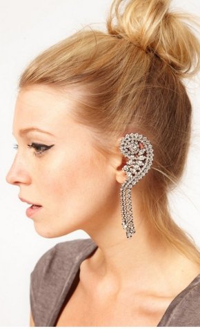 EAR CUFFS: MAKE A STATEMENT